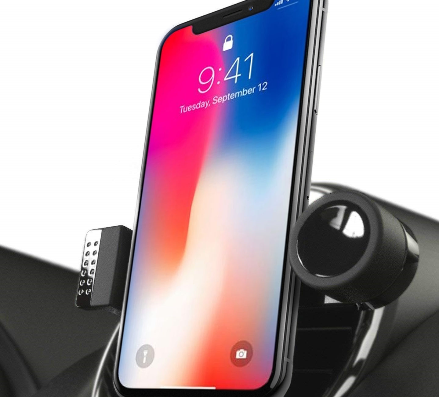 Iphone X Car Mount 2
